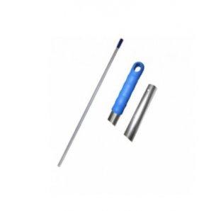 Ручка-палка для флаундера алюм. 140 см. ЛЮКС синяя, красная, желтая, зеленая, серая